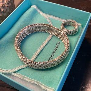 💯% Authentic Tiffany & Co Mesh bundle set